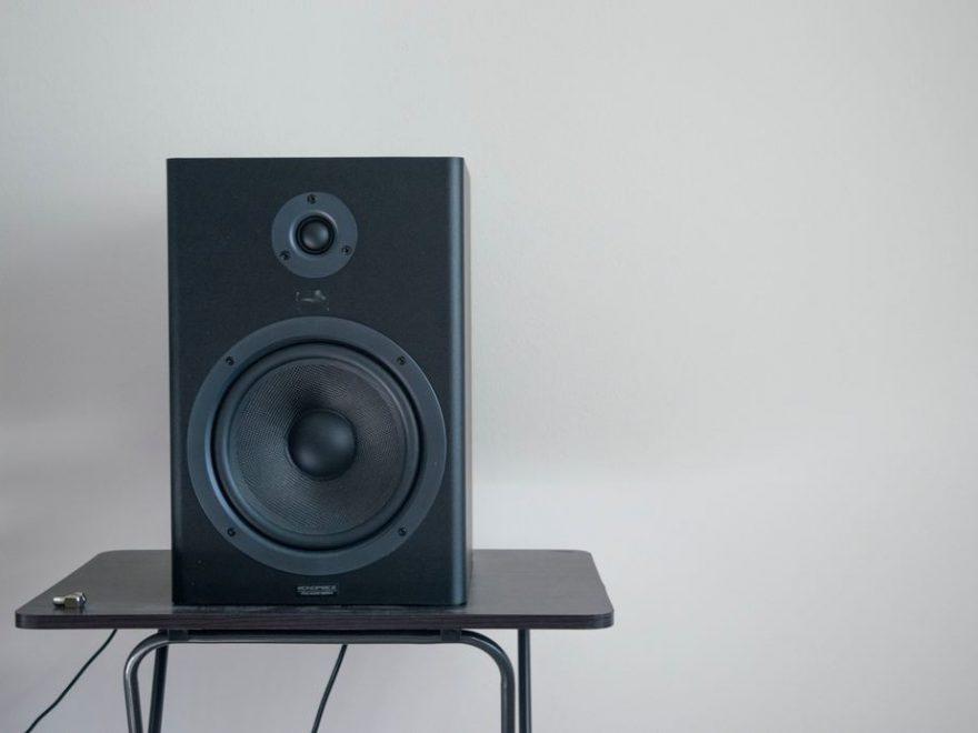 Högtalare för ljudentusiaster