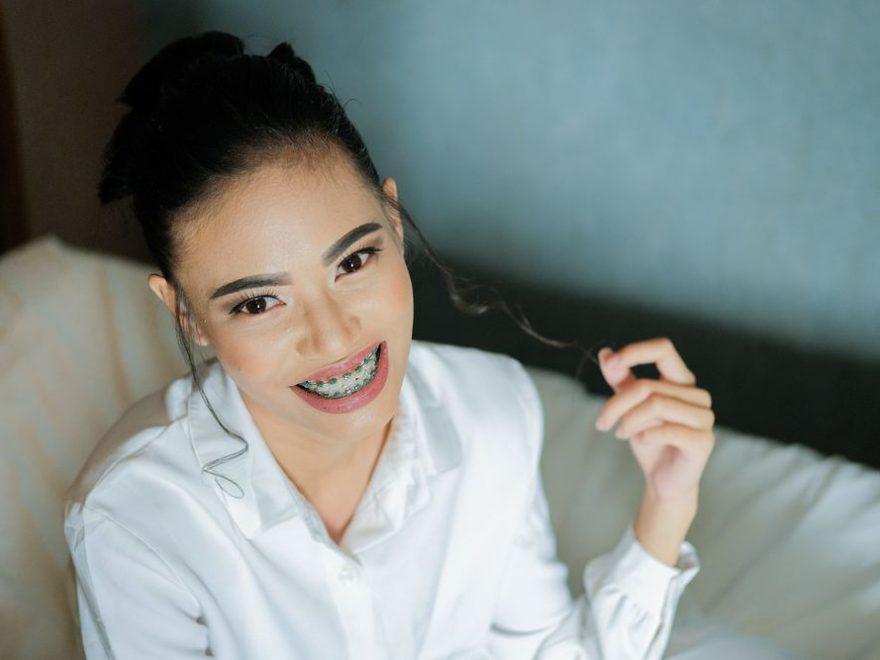 Tandreglering - för att våga le