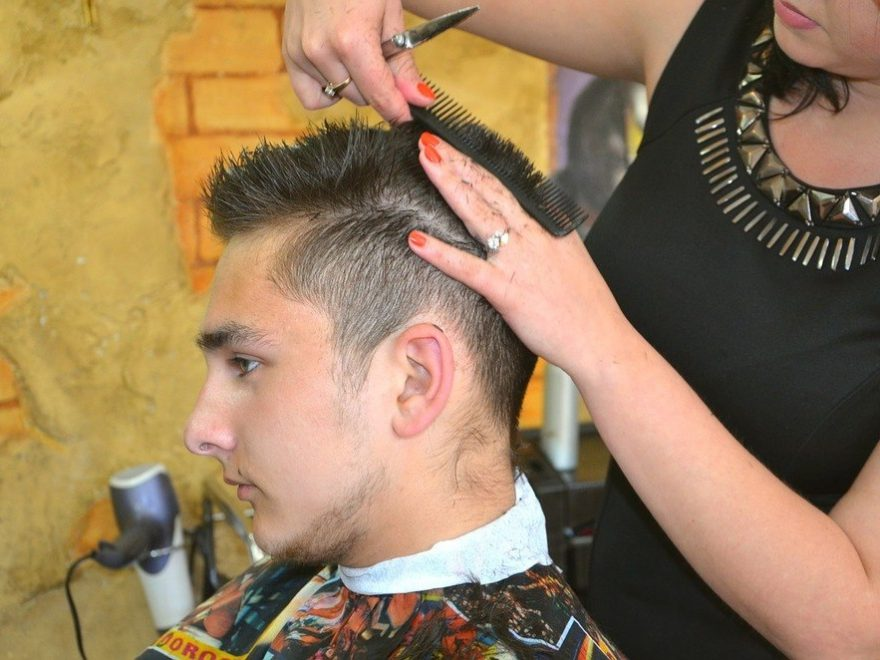 Konsten att bli en framgångsrik frisör