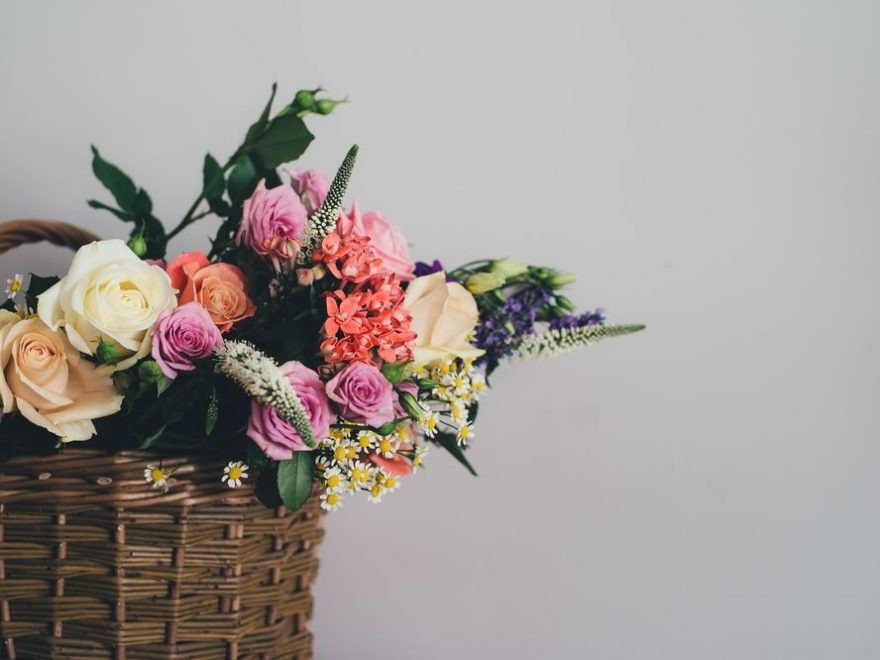 Blommor lyfter hela rummet